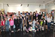 У Вінниці відбулася благодійна акція «Шляхами добра» для майже 70 дітей