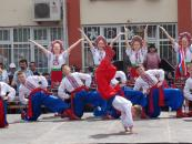 """Вінницький ансамбль танцю """"Радість"""" завоював золото на фестивалі у Туреччині"""
