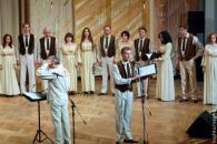 Феноменальна хорова капела «Орея» під орудою вінничанина Олександра Вацека вразила слухачів