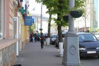 До Дня Перемоги «розквітнуть» опори по центральних вулицях міста