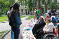 Вінничани святкують День Європи