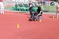У Вінниці відбулася спартакіада для людей з обмеженими фізичними можливостями