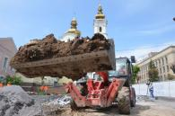Площа Шевченка буде з підсвіткою, гранітною бруківкою та ліхтарями «під ретро»