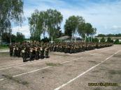 Бійці батальйону «Вінниччина» узялися за зброю