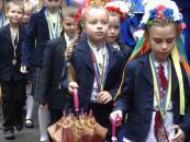 У вінницьких школах пролунали останні дзвоники