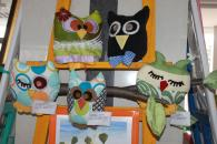 У холі Вінницької міської ради експонуються півтисячі дитячих робіт
