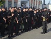 Зведений загін міліціонерів Вінниччини сьогодні вирушив у зону дії антитерористичної операції