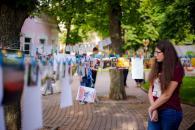 7 червня жителі міста насушили собі фото та гарний настрій