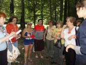 Вінницькі пенсіонери взяли участь у англомовному квесті
