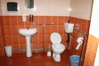 Кімнати особистої гігієни в закладах медицини первинного рівня відремонтували за сучасними вимогами