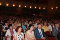 Медичних працівників Вінниці привітали з професійним святом