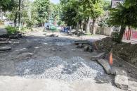 У Вінниці майже з нічого відбудують вулицю Петра Запорожця