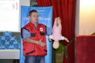 «Київстар» вчив у Вінниці першій невідкладній допомозі