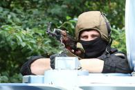 Бійців батальйону «Вінниця» готують до можливої зустрічі з терористами