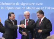 Україна підписала Угоду про асоціацію з ЄС