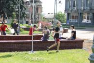 Молодь Вінниці відсвяткувала Івана Купала у фонтанах