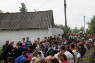 Вінниччина провела в останню путь ще одного свого бійця - Віктора Саванчука