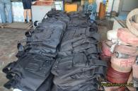 """Вінничани відправили чергову партію бронежилетів, які вже пройшли перевірку на заводі """"Форт"""", у зону АТО"""