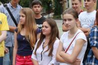 У квесті «Вступна кампанія-2014» перемогла команда «Кльово туристи»