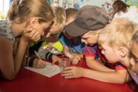 Діти в «Гаражі» вчилися виживати у «міських джунглях»