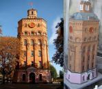 Копію вінницької вежі зробили у Севастополі