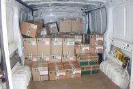 Медпрепарати на 168 тисяч гривень передало ТОВ «ЮРІЯ – ФАРМ» для поранених в АТО, які лікуються у Вінниці