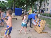 Сьогодні по вулиці Шмідта, 69 відбудеться флеш-моб «Моя єдина рідна Україна!»