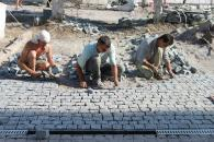 Оновлену площу Шевченка відкриють 23 серпня. Реконструкція на фінальній стадії