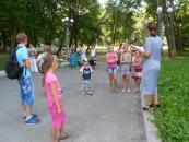 В перший день серпня на Галявині творчості знайомились з культурою та традиціями Німеччини
