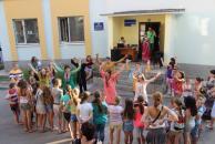 Сніданок на галявині, індійські танці, поетичний батл та Джаз-перфоманс – саме так пройшли «Мистецькі вихідні» в першу суботу серпня