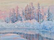 Володимир Козюк розпродує свої картини, щоб віддати гроші на потреби поранених бійців і фронту