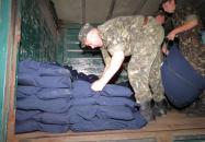 Від 300 до 400 комплектів індивідуального бронезахисту щоденно поставляються військовослужбовцям в зону АТО