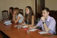 Румуни діляться із вінничанами досвідом написання грантових проектів