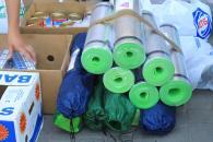 Близько тони гуманітарної допомоги для військовослужбовців в зону АТО передав колектив ТЦ «Магігранд»