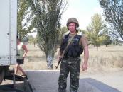 Як проходить служба вінницьких міліціонерів в зоні АТО