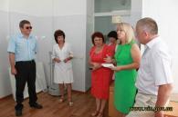 В Погребищенській ЦРЛ відкрито капітально відремонтоване пологове відділення