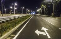 Розпочався капітальний ремонт дороги по Барському шосе