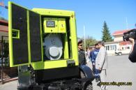 Рятувальники Вінниччини до Дня Незалежності отримали новий спеціалізований автомобіль