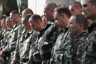 Черговий загін вінницьких міліціонерів відправився в зону АТО