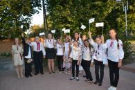 Маленькі вінницькі артисти зібрали гроші на підтримку бійців АТО