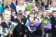 Перші дзвоники пролунали для майже 35 тисяч учнів вінницьких шкіл