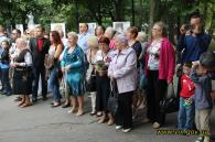 """""""Вінницькою Катинню"""" назвав консул Польщі місця поховань у Центральному парку, відкриваючи там меморіальні дошки жертвам репресій"""