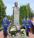 На Вінниччині вшанували пам'ять військового льотчика, Героя Радянського Союзу Івана Жмурка