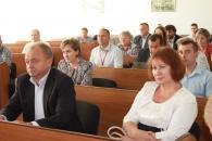 Сьогодні у міській раді вітали підприємців з їхнім професійним святом