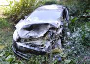 Одна людина загинула та п'ятеро травмовано в результаті трьох дорожньо-транспортних пригод