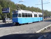 Володимир Гройсман відвідав будівництво трамвайної колії, яка з'єднує вулицю Келецьку та Хмельницьке шосе