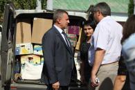 12 тонн гуманітарної допомоги назбирали вінницькі міліціонери для зони АТО