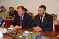 Радник Міноборони Естонії привіз вінницьким бійцям АТО медичні ранці та пообіцяв подальшу гуманітарну підтримку