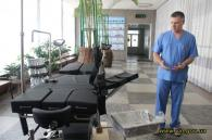 Вінницький військовий шпиталь поповнився столом-трансформером