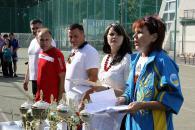 Податківці області провели благодійну спартакіаду в підтримку бійців АТО